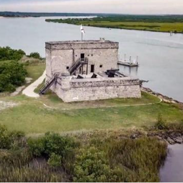 NATIONAL MONUMENT Fort Matanzas